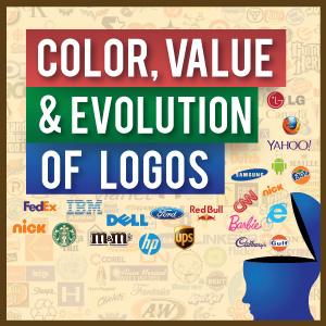Cómo nos influyen los colores de los logotipos